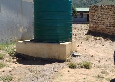JOJO tank that stores drinking water